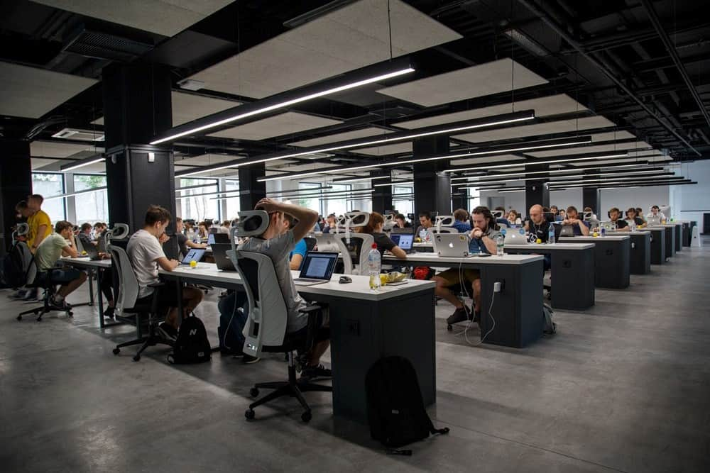 How Big Businesses are Reaping the Benefits of Coworking