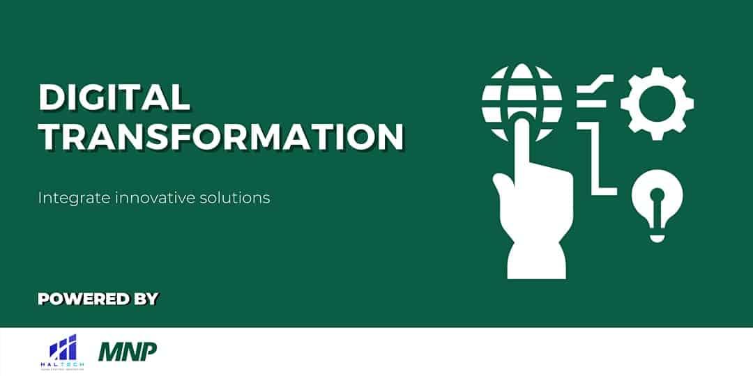 Digital Transformation banner
