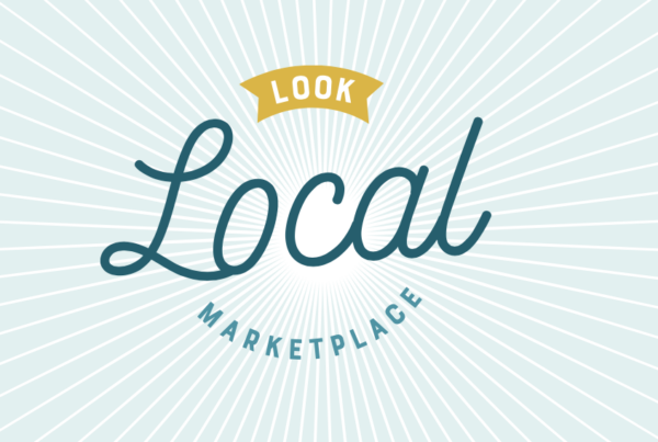 Look Local Marketplace Logo