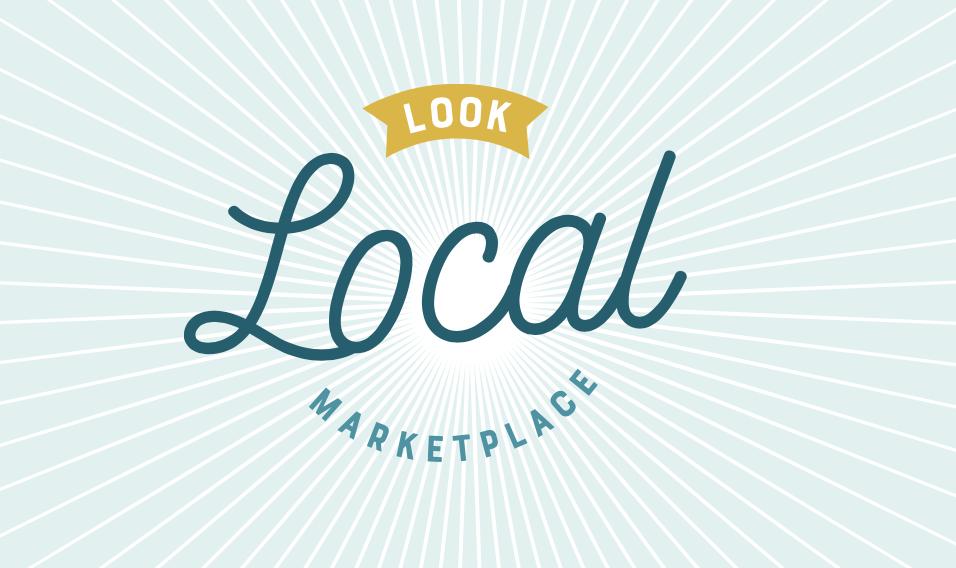 Look Local Marketplace Logo