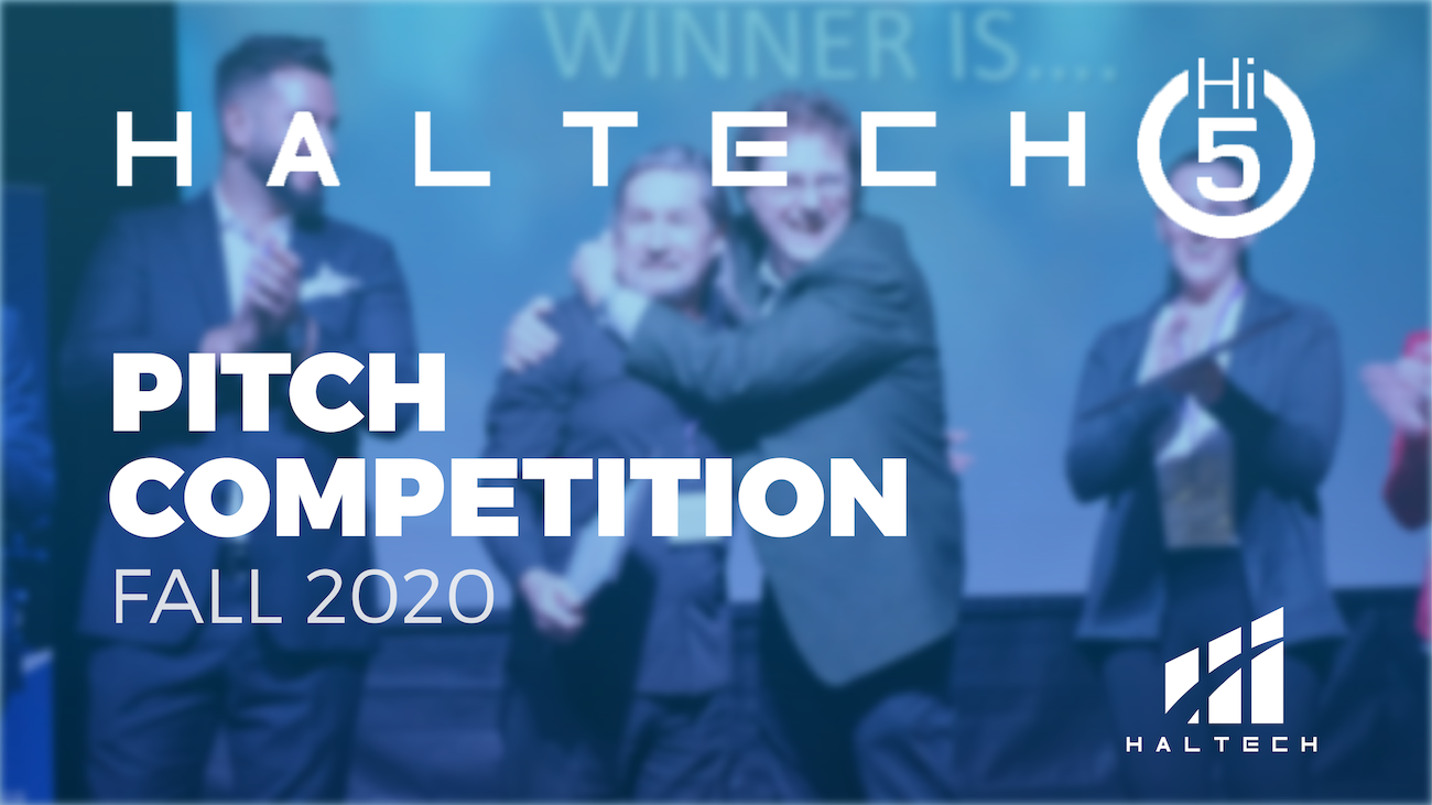 Hi5 Pitch Competition Visual
