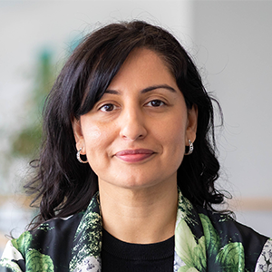Dr. Meghani, HerHalton Speaker
