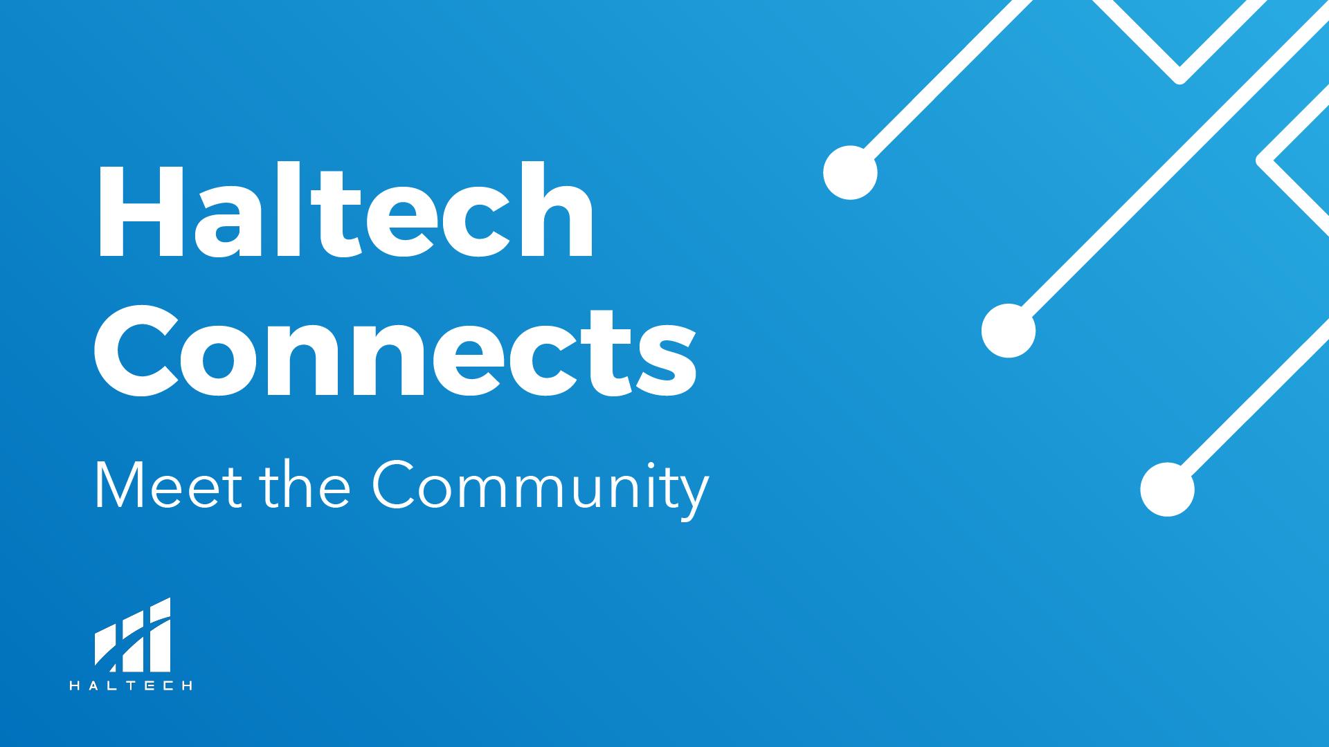 Haltech Connects Banner