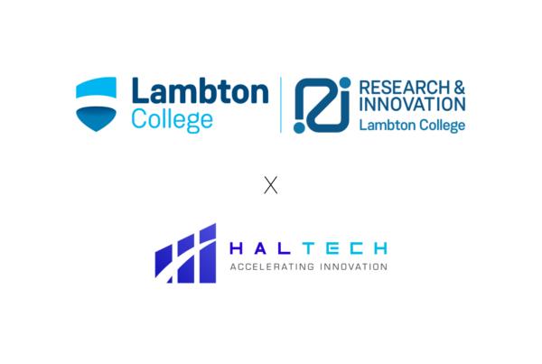 Haltech and Lambton College Logos