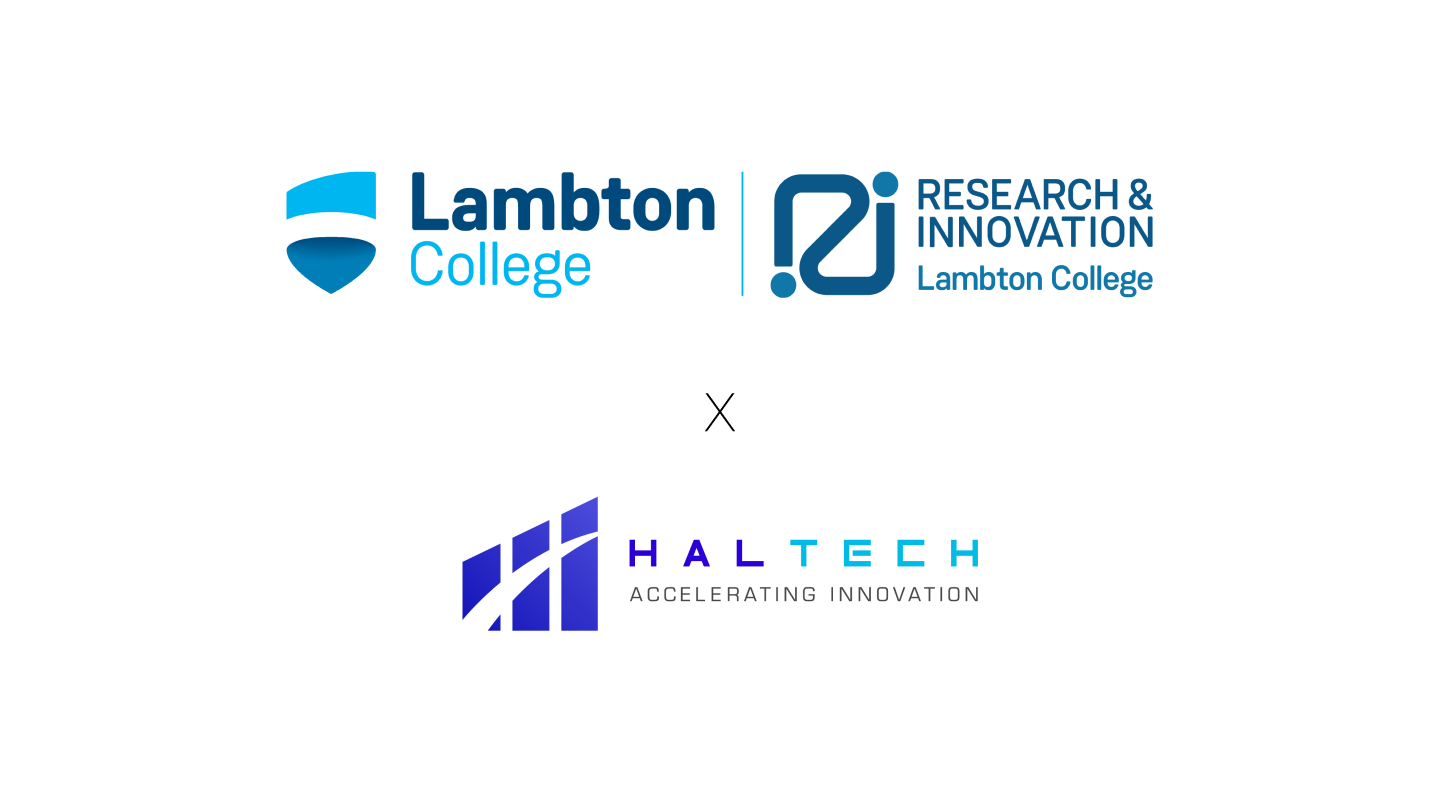 Haltech and Lambton College Logos